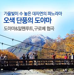 2017 도야마 단풍기획전