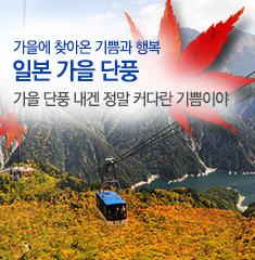 일본 가을 단풍